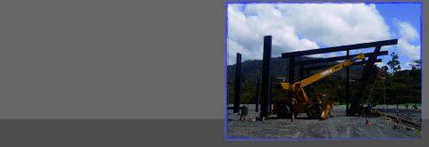 Montaje de Estructura Metalica - 800ton, ACERO
